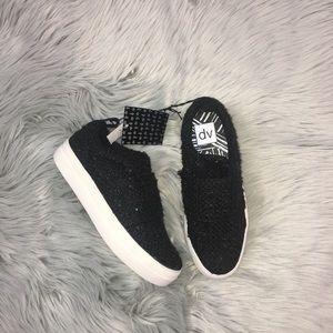 NWT DV by Dolce Vita Black Slip On Shoes